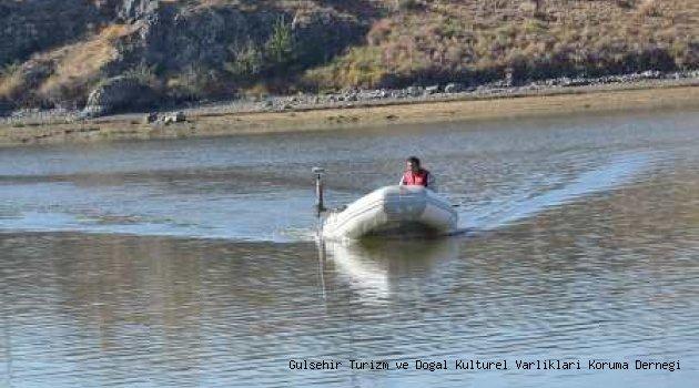 HES Baraj Göleti Vahşilikten Kurtarılıyor