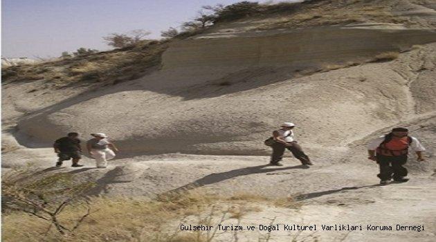 Kapadokya'da Doğa Yürüyüşü