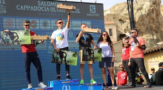 Salomon Cappadocia Ultra-Trail Koşusu Yapıldı