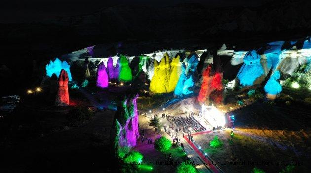 Turizm Filmleri Festivali Yapıldı
