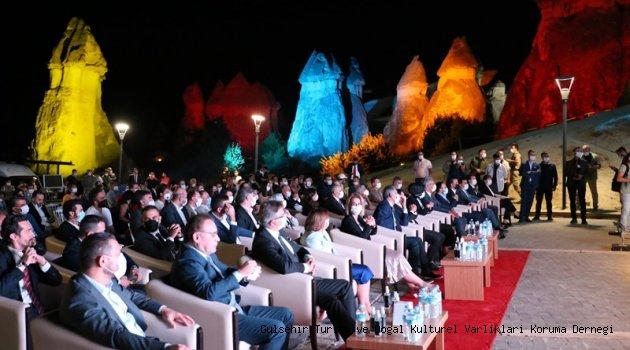 Turizm Filmleri Festivali'nin Ödül Töreni Yapıldı