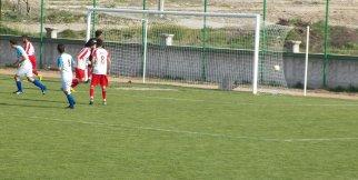 Gülşehir Belediye Spor Diyanet Gençlik Spor Maçı 2 Yarısı