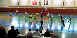 Şanlıurfa Harran Üniversitesi - Kilis 7 Aralık Üniversitesi Voleybol Maçı