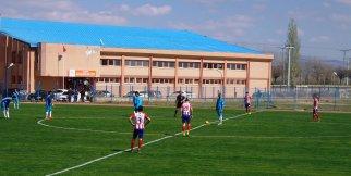 Gülşehir Belediye Spor Yarı Final İkinci Maçı
