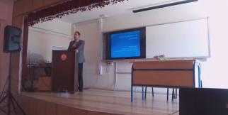 Şeyh Ahmet Gülşehri Konferansı